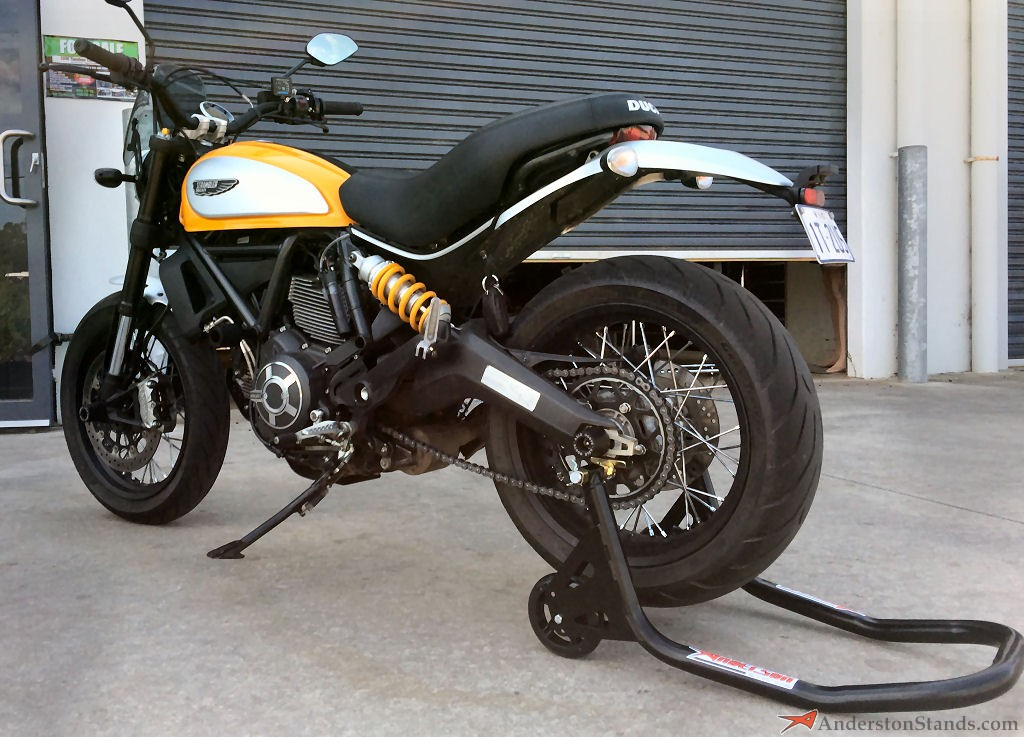 Rear Stands for Motorcycles